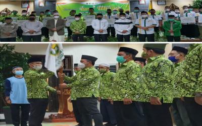 DMI Dan KUI Lima Kecamatan Dilantik