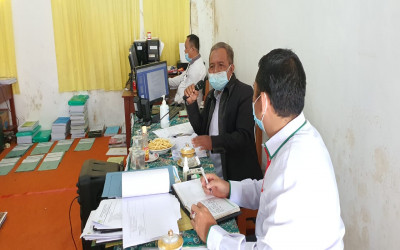 Pengawas Madrasah Beri Arahan Persiapan Akreditasi