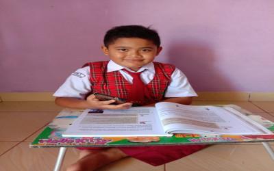 M.Daffa El-Fariza : Aku Rindu Suasana di Sekolah