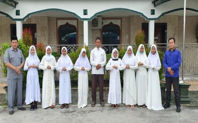 Tingkatkan Mutu Madrasah, MTs Annur Buka 3 Program Baru