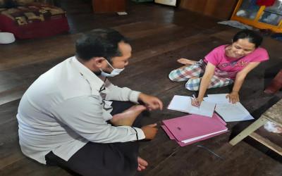 Guru BK MTs Annur Lakukan Home Visit